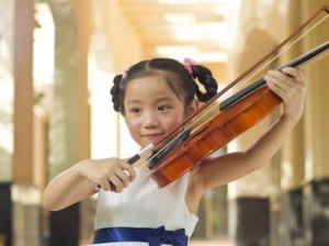 Image of gifted child