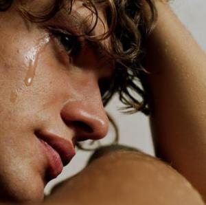 man-cry