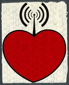 heart antenna